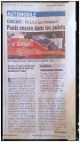 Article Le Dauphiné 03-06-2015 -